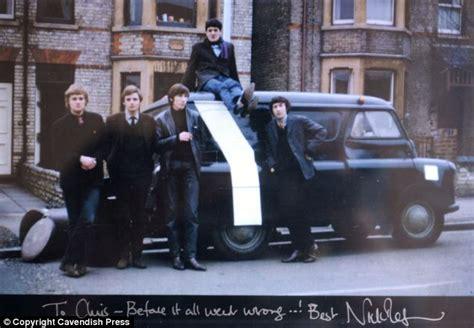 Pink Floyd's Former Lead Singer Chris Dennis Said He Has