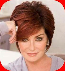 Sharon Osbourne Sharon Osbourne Red Haircuts Photo