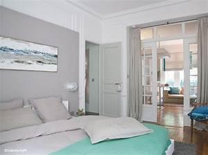 couleur chambre elle decoration With la peinture des chambres
