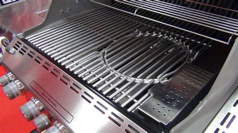 Weber Summit 470 Weber Summit S 470 Gbs Bbq Stainless Steel The Bbq Store Spain