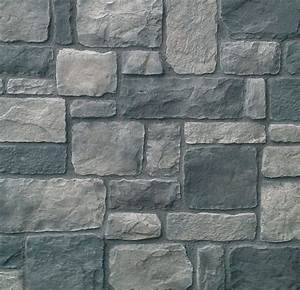 Verblender Kunststoff Außen : verblender burgmauer basalt 027 naturstein baumaterial ~ Michelbontemps.com Haus und Dekorationen