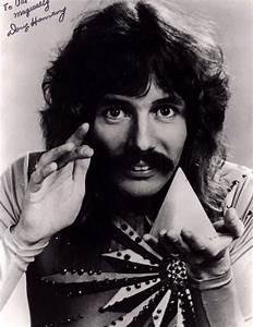 DOUG HENNING Signed Photograph BW Theater