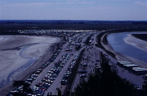 parking mont st michel parking du mont michel jour d affluence