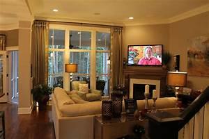 Mesmerizing Fireplace Living Room Design Ideas Family ...
