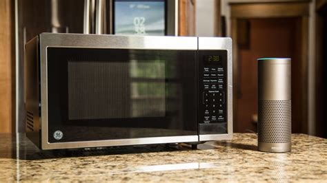 Ge Smart Countertop Microwave Oven With Scan-to-cook