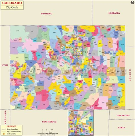 colorado springs zip code map denver co zip code map adriftskateshop