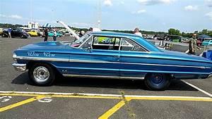 1964 Metallic Blue Ford Galaxie 500 Xl 427 Engine