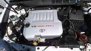 Wrecking 2007 Toyota Aurion Engine 3 5 V6  2gr  J13452
