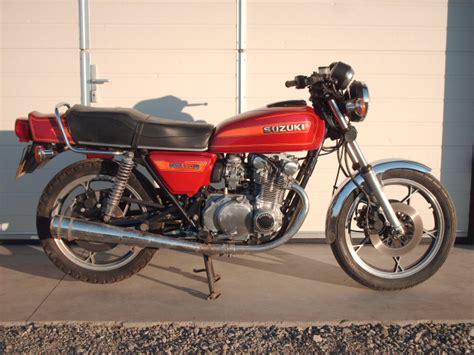 1981 Suzuki Gs550 by Scaduto Vendo Suzuki Gs 550 E Anno 1981 50996