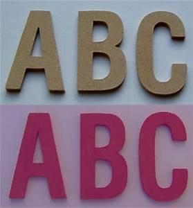 Lettre En Bois A Peindre : lettre bois hauteur 5 cm lettres bois mod le baton ~ Dailycaller-alerts.com Idées de Décoration