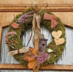 Herbstdeko Selbst Gemacht : dekorieren im herbst mit materialien aus der natur ~ Orissabook.com Haus und Dekorationen