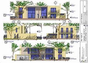 Plan Grande Maison : plan grande maison mc immo ~ Melissatoandfro.com Idées de Décoration