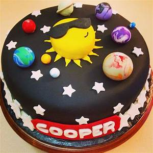 Solar System Cake Ideas (page 5) - Pics about space