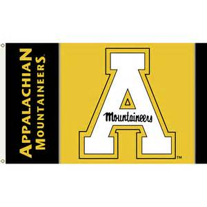 Tailgating Chairs by Appalachian State 3ft X 5ft Team Flag Logo Design