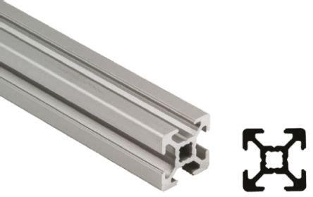 3842993120 2000 strebenprofil 2000mm aluminium 40 x 40 mm bosch rexroth