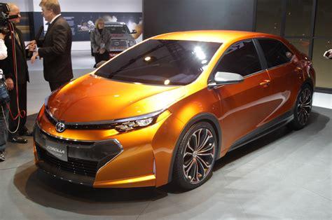 Toyota Corolla Furia concept unveiled - Autocar India