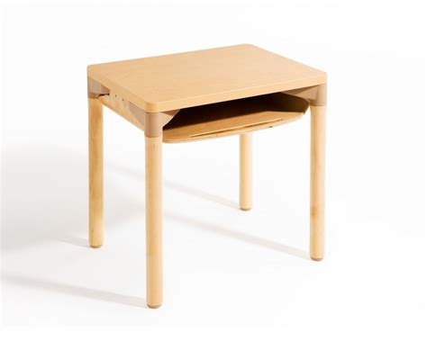Wooden Students Table Mainstays Computer Desk With Side