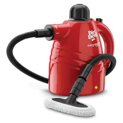 Handheld Upholstery Steam Cleaner by Dirt Easy Steam Corded Handheld Steam Cleaner