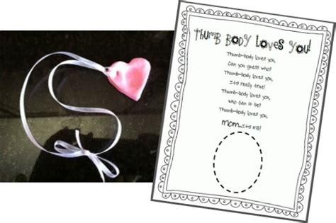 preschool crafts  kids mothers day thumb print heart