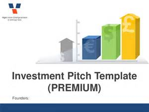 vc pitch deck template powerpoint