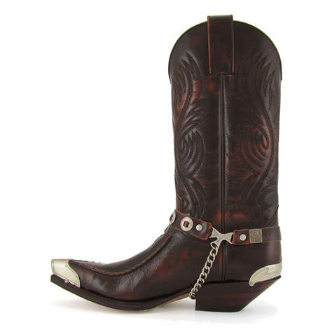 stivale sendra boots 5844 hurricane tabak cowboys and kisses b30a3e762dc