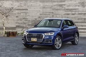 Audi Q5 Versions : 2017 audi q5 the second generation review gtspirit ~ Melissatoandfro.com Idées de Décoration