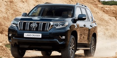 Toyota V8 2020 by 2020 Toyota Land Cruiser Photos Prado V8 Redesign