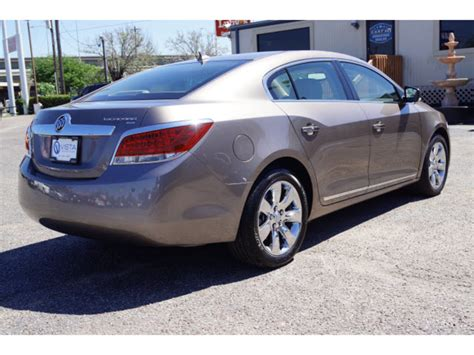 Used 2010 Buick Lacrosse by 2010 Buick Lacrosse Cxl City Vista Cars And Trucks