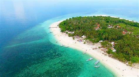 gambar pantai pulau gili labak madura sumenep paket