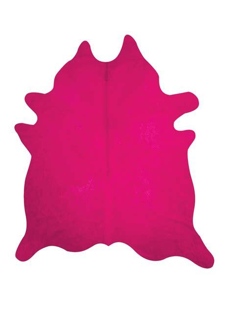 Pink Cowhide by Pink Geneva Cowhide Rug Gilt Home Sbb Decor