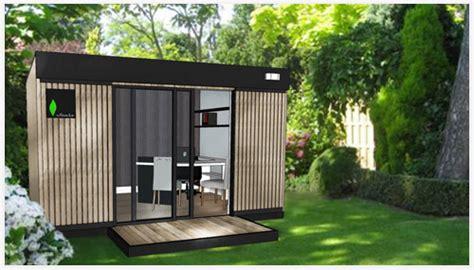 bureau de jardin design miniloft office le mini bureau de jardin par mygardenloft