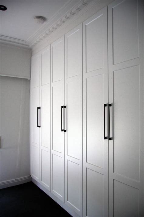 White Wardrobe Cupboard by A Black And White Bedroom Part 1 Wardrobe Bedroom