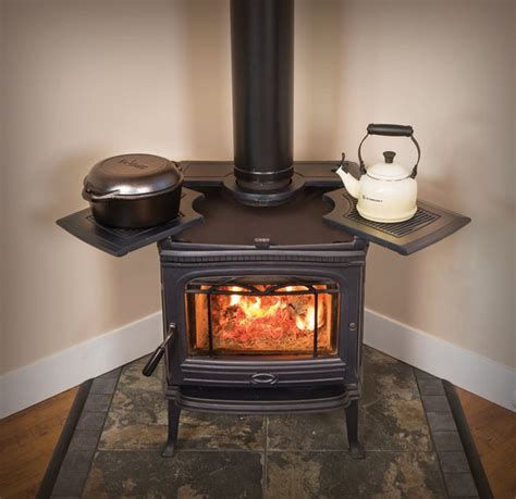 wood stove with cooktop hearth designs stove gallery