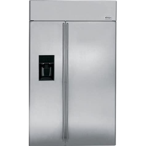 ge  built  side  side refrigerator zissdxss