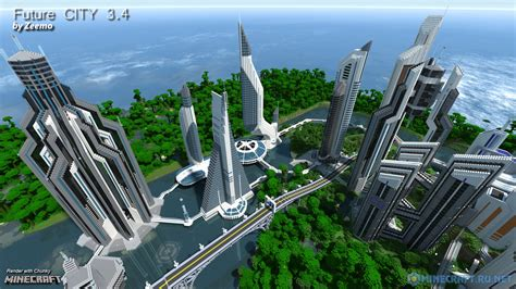 future city v 4 1 1 8 maps mc pc net minecraft
