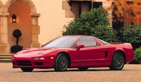 honda nsx  sport car technical specifications