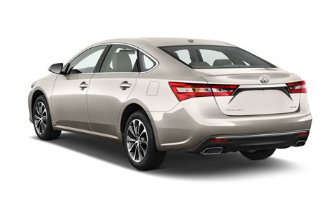 2018 Toyota Avalon Reviews And Rating