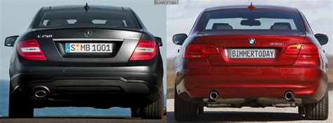 photo comparison  bmw  series coupe
