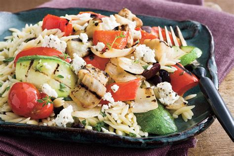 Mediterranean Orzo  Best Dinner Recipes  Southern Living