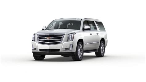 fort smith crystal white tricoat  cadillac escalade