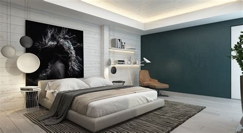Artistic Bedroom Ideas by 7 Artistic Bedroom Accent Walls For Your Inspiration