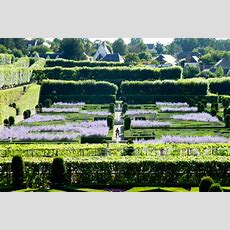 The Fantastic Designs Of The French Formal Garden Paint