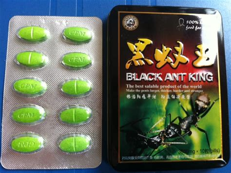 black ant king pill review natural male and female