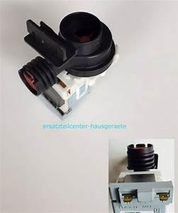 Geschirrspüler Pumpe Reinigen : pumpe ablaufpumpe laugenpumpe f r sp lmaschine ersatzteilcenter ~ Markanthonyermac.com Haus und Dekorationen