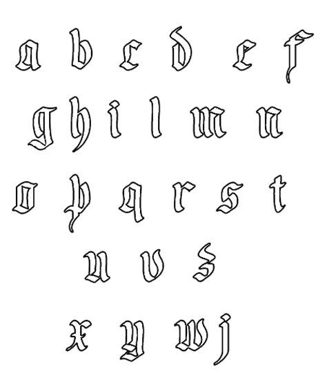 lettere alfabeto gotico alfabeto gotico search engine at search