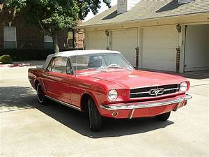 1964.5 Ford Mustang For Sale Dallas, Texas