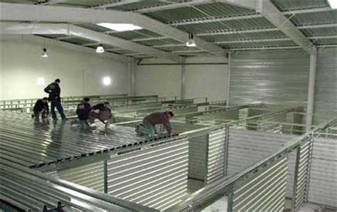 access  deck mezzanine systems roll  doors direct