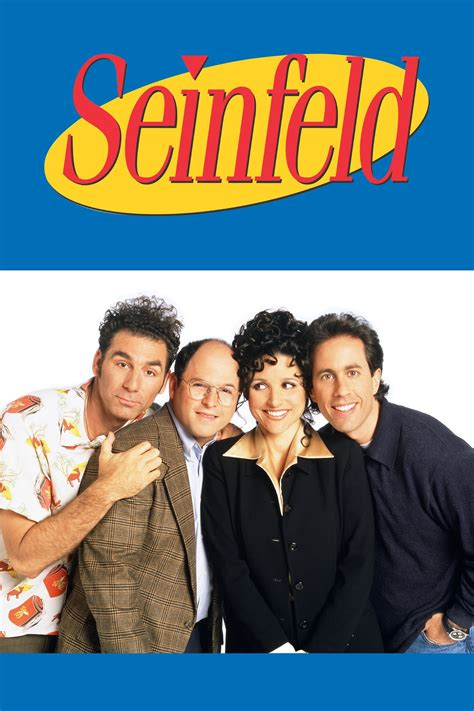 seinfeld season 1989 tv movies episodes episode shows script series 1995 poster hd movie 123movies cinewhale posters seasons yidio sitcom