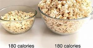 Calories In Homemade And Microwave Popcorn