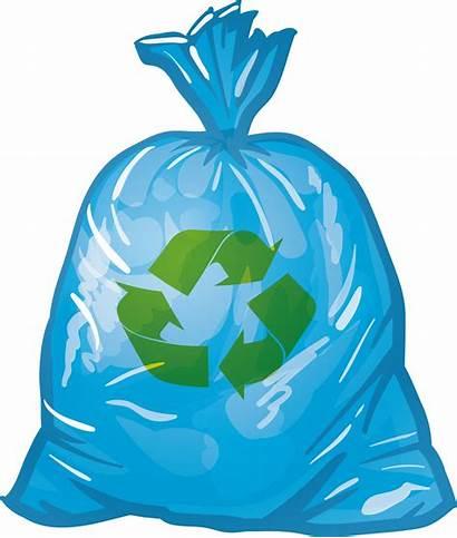 Bag Plastic Trash Waste Garbage Bags Clipart